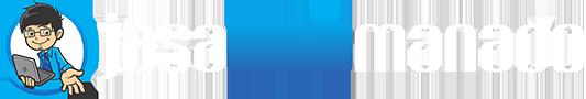 Logo jasa web manado