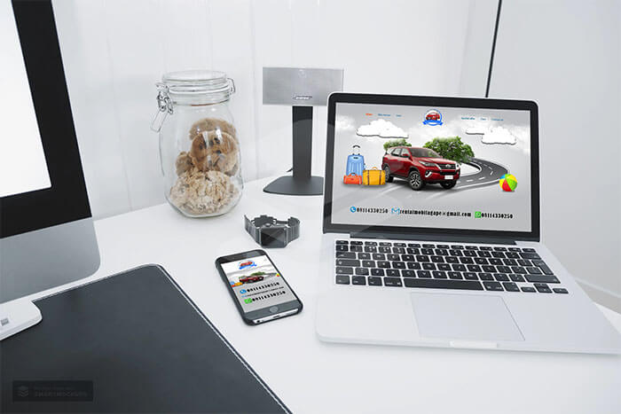 Portfolio Rental Mobil Manado